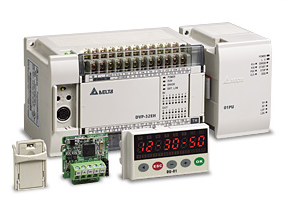 PLC Delta DVP-EH3 Series
