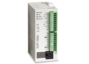 PLC Delta DVP-SX Series
