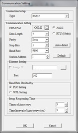 upload download program plc delta2